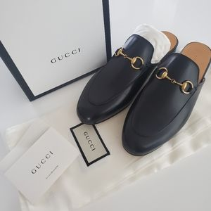 Authentic Gucci princeton loafers